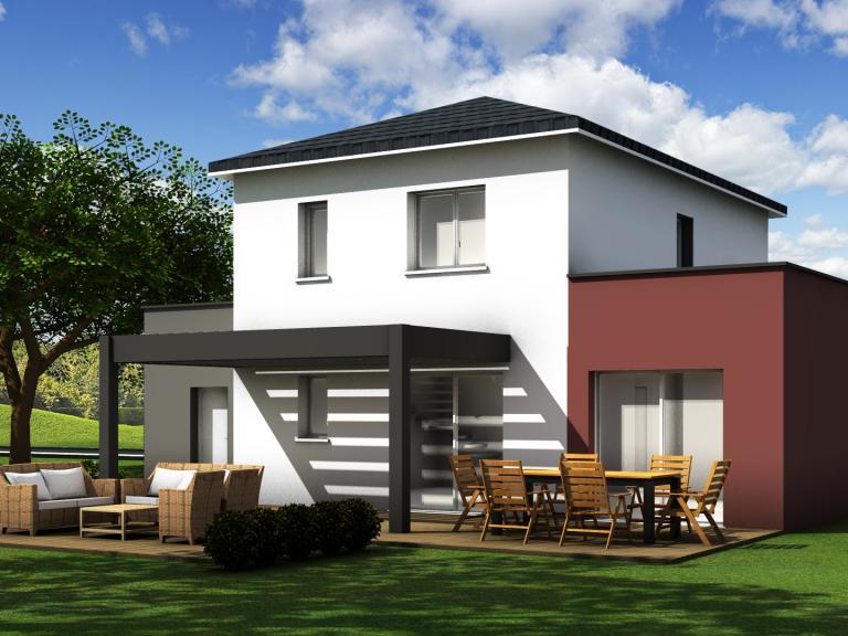 Mod les de maison maisons revalice votre constructeur for Constructeur maison individuelle moselle