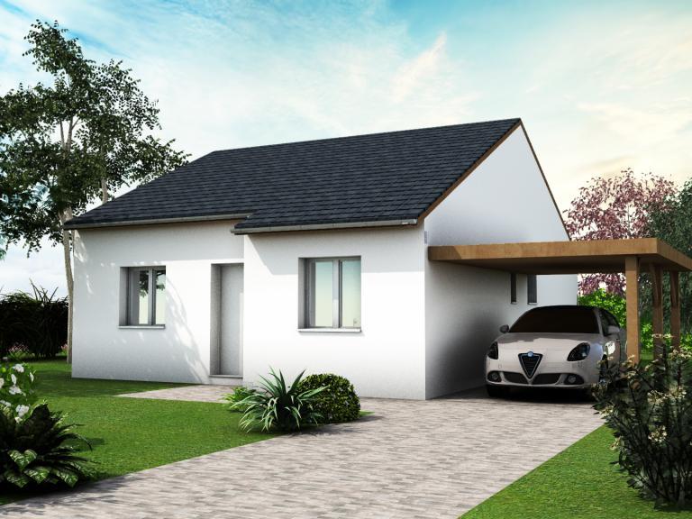 Mod les de maison maisons revalice votre constructeur for Constructeur maison contemporaine moselle