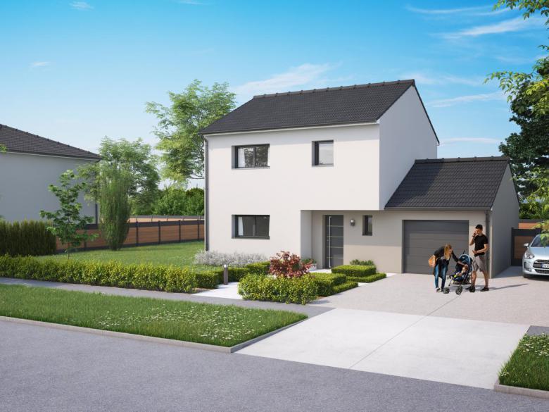 Woippy village maisons revalice votre constructeur de for Constructeur maison individuelle moselle