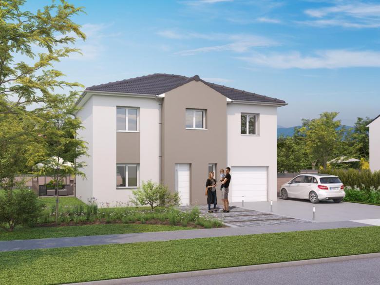 Coquelicot maisons revalice votre constructeur de for Constructeur maison individuelle moselle