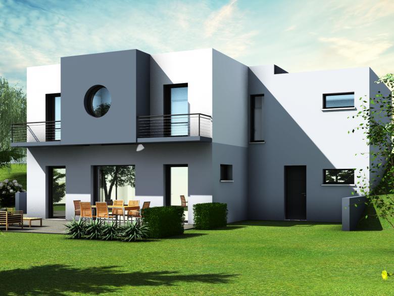 Lilas maisons revalice votre constructeur de maisons for Constructeur maison individuelle moselle