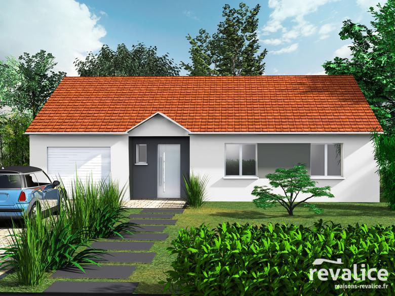Frontigny m cleuves maisons revalice votre for Constructeur maison individuelle moselle